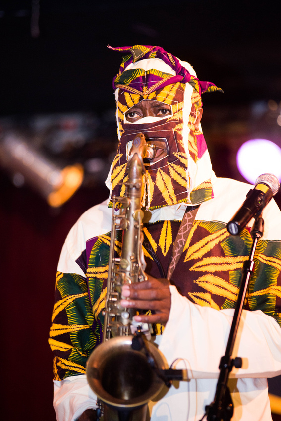 ATIC PHOTOGRAPHY | Lagbaja In New York